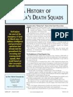 A History of America's Death Squads - By Professor Michel Chossudovsky