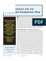WIKILEAKS AND THE WIKILEAKS AND THE