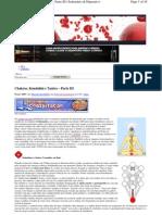 071102 - Teoria da conspiração - Chakras Kundalini e Tantra parte III