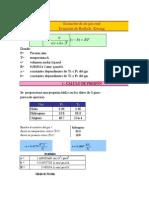 Ecuacion de Redlich