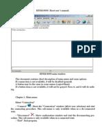 Short User's Manual