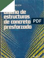 capitulo 1 y 2 Diseño de estructuras de concreto presforzado
