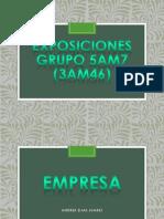 Exposiciones Grupales