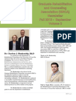 GRCA Fall 2013 Newsletter_September Volume 2
