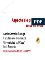 WebDesign (romaneste)