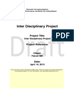 Rainwater Harvesting Systems- Draft
