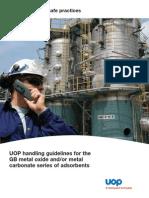 UOP GB Handling Procedures Brochure