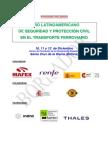 Foro Latinoamericano De Seguridad Y Protección Civil En El Transporte Ferroviario