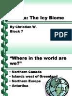 Christian proiect la Geografie