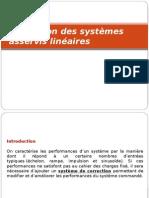 Correction des systèmes asservis linéaires1