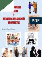 ok. RESOLUCI+ôN DE CONFLICTOS