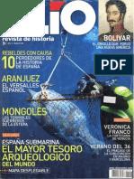 España Submarina Clio Revista de Historia Agosto 2006