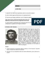 La Revolucion Cuban A