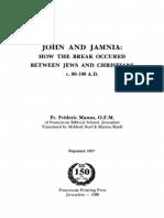 Manns John and Jamnia