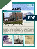 Evans Newsletter | Fall 2013