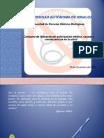 CONSUMO DE FÁRMACOS SIN AUTORIZACIÓN MÉDICA (2)