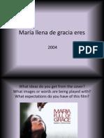 Maria Llena de Gracia