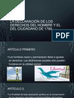 La Declaración de los derechos del hombre y.pptx