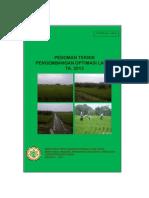 06 Pedoman Teknis Pengembangan Optimasi Lahan TA. 2013-1