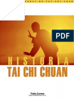Historia Estilos de Tai Chi Chuan