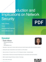 IPv6 Security Talk 2012