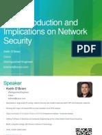 IPv6 Security Talk 2012