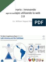 Innovando Aprendizajes Utilizando La Web 2