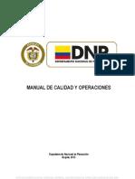 Departamento Nacional de Planeacion