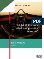 Boletin Fiscal Oct 2013