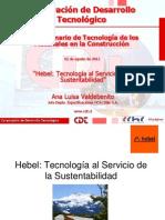 Tecnologia Al Servicio de La Sustentabilidad