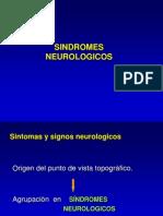Síndromes Neurológicos