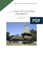 Lautem District Profile_eng