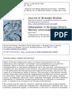 Cyberpower in Strategic Affairs