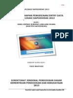 Tahapan Pengisian-Entry Data Di App Dapodikdas