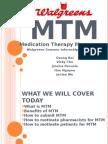 Walgreens MTM Presentation
