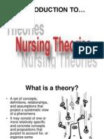 Nurse Theory Module