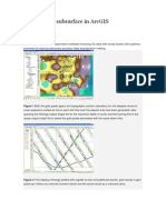 Mapping the Subsurface in ArcGIS