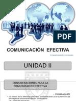 COLEG.EMPRS-COMUNICACIÓN EFECTIVA UNIDAD II