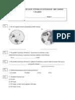Test Iz Geografije 5 Razred