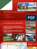 Geologia en Yellowstone