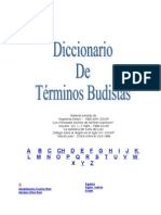 Diccionario de Budismo