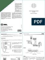 Porteiro Eletronico Manual
