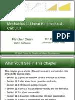 11 Mechanics 1