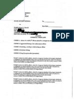 Orianna Farrell Report