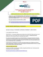 Pizzolato e Bancoop 2005
