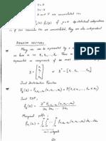 LECTURE NOTES 2_random Vectors