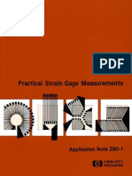 HP - Parctical Strain Gauge Measurements