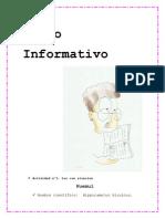Texto Informativo Margarita