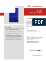 Canadian CS6P-P En