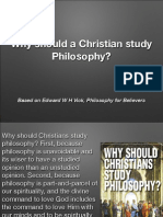 703 Introduction to Christian Philosophy (ICP)